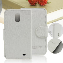 Wholesale price for Samsung i727 case New Flip Leather Case for Samsung i727 Galaxy S II Skyrocket