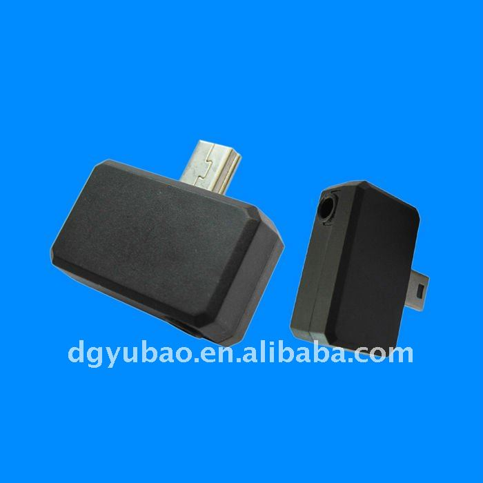 3.5mm gender adapter for Motorola mobile phone