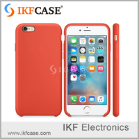 Protect your phone ,100% Silicone Original Offical Case For iphone 6