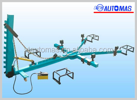 car body crash repair bench/car body collision repair frame bench/frame pulling equipment