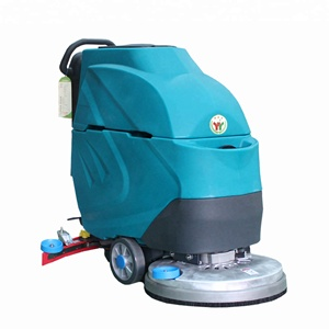 Suzhou hot sell walk behind floor scrubber