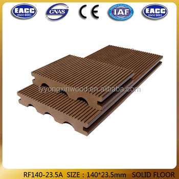 wpc floor very easy to saw RF140-23.5A