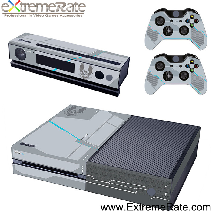 New Arrival For Xbox One Console Game Skin Sticker Cover Vinyl Decals and Controller Skins