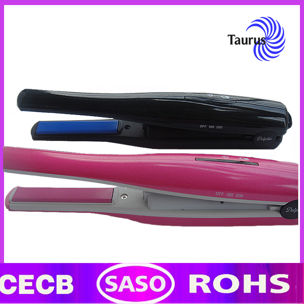 Ceramic Platen Hair Iron Rechargeable Cordless Hair
