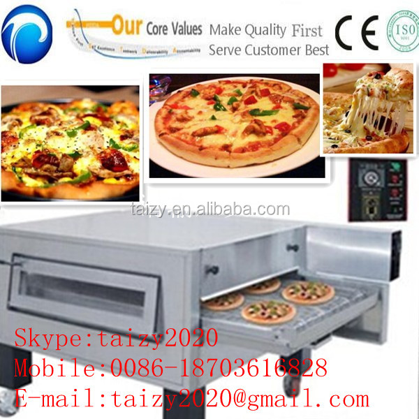 electeict or gas conveyer pizza oven low price