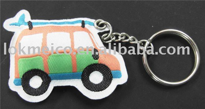 Embroidery Stuffed Toys/ Pendant