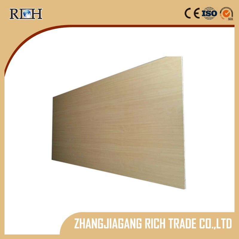 High quality building template paulownia core block board