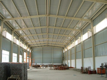 Anti-Corrosion light prefabricated steel structure warehouse