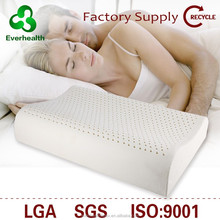 100% Natural Sleep Innovations Comfortable Curve Latex Pillow