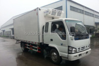 3L 600P Food Truck for Sale