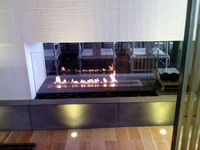 New modern french stoves and fireplace heater to decorate and heat your house