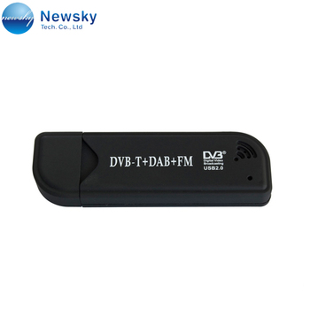 Latest DVB-T MPEG4 USB TV Tuner TV28T With RTL2832+R820T Chipset Support Software Defined Radio
