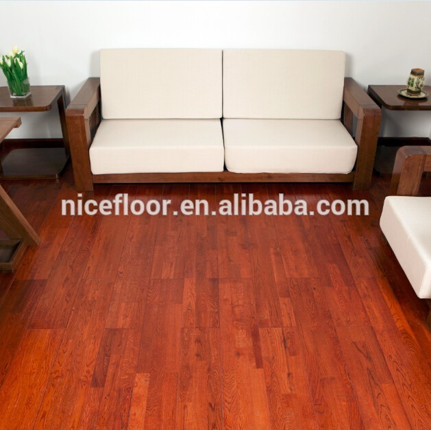 Beauty Board Interlocking Flooring Oak Wood Design