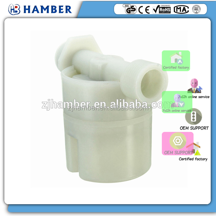 HB-F13016 one piece toilet fill valve