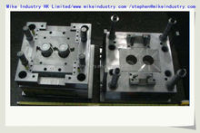 2017 Export plastic injection mold for custom abs abs+pc product molding