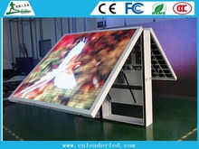 Double Sides two sides led display front maintain Outdoor LED billboard advertising led display led sign