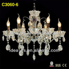 glass chandelier factory in guzhen gold globe pendant fancy light fittings