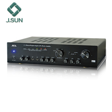 Home stereo audio subwoofer amplifier with hign-end aluminium alloy panel
