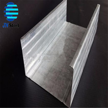 Galvanized C channels purlin c channel steel dimensions roll forming for roof frame