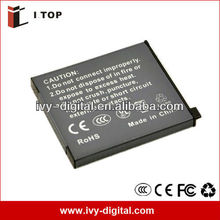 Rechargeable camera Battery for CASIO NP-60,1050mAh