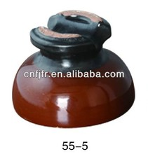 Factory Direct Price!! 55-5 Pin type Porcelain Insulator with ANSI standard