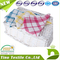 All Purpose Dish Washing Cloth High Quality Glass Cotton Floor Rags