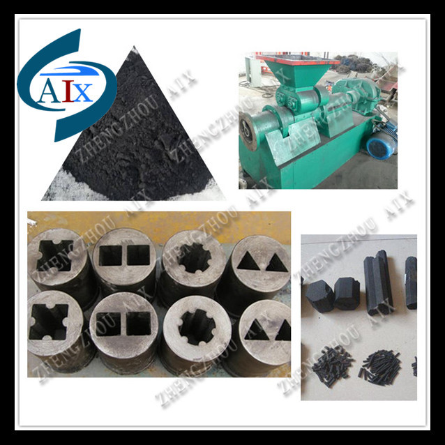 best selling coal powder stick extruding machine /coal rods making machine for sale