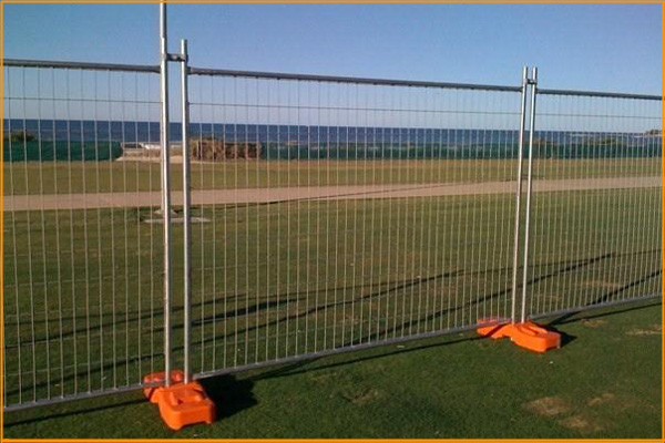 High quality galvanized and welded Australia standard temporary fence