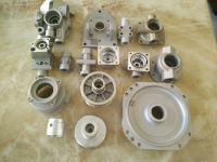 zibo aluminum casting Aoto car parts ,CNC mechine mechanical products