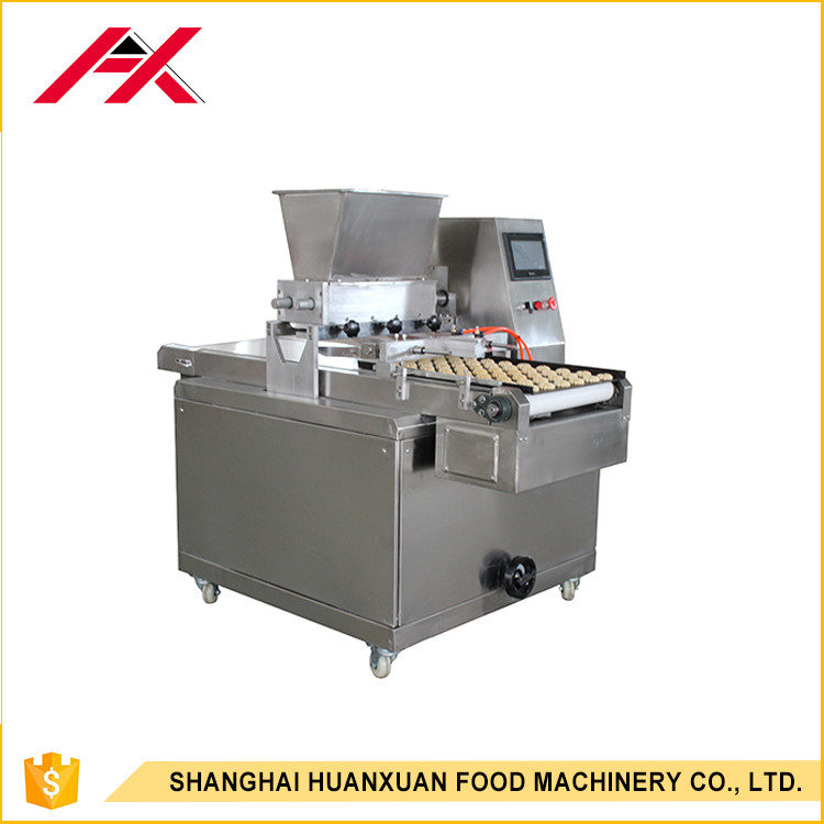Rotary Roller Mould Commercial Complete Cookies Production Line