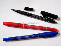 new CD pens 2 in 1 marking pen minuteness marking pen
