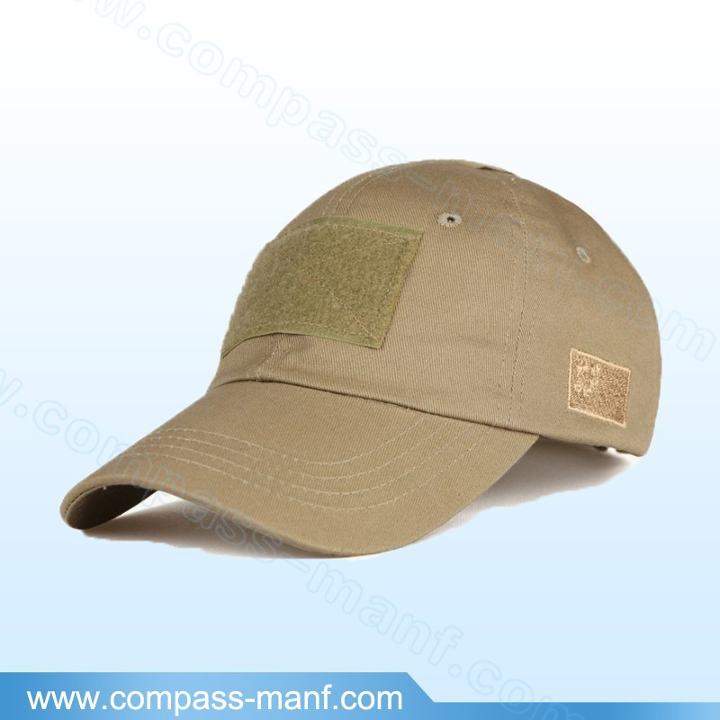 Special Forces Operator Tactical Military Sport Light Khaki Baseball Cap