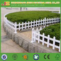 white pvc new design gaden fence for Europe