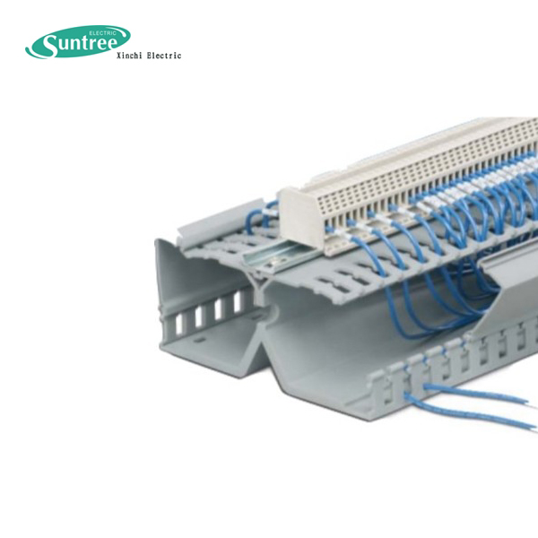 PXC Slotted Wiring Duct for PVC Trunking