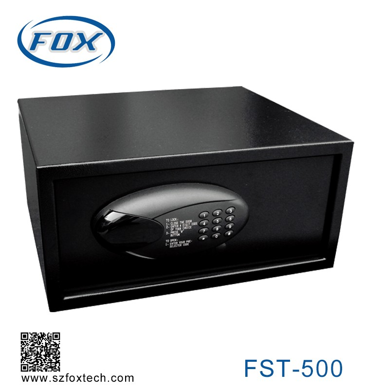 FOX digital safety box for hotel