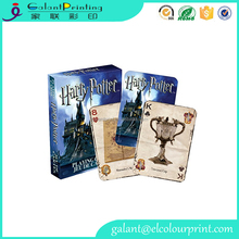 custom Harry Potter Playing Cards paper Poker Playing Cards game cards