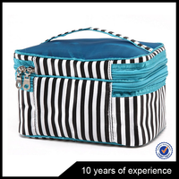 Latest Wholesale Top Quality lightweight hard case cosmetic bag & make-up bag from manufacturer