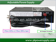 2-year Warranty LED Driver CE RoHS approved Single Output 120v 20a power supply