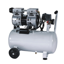 Discount Price Ce Approval Oil Free Air Compressor 3Hp