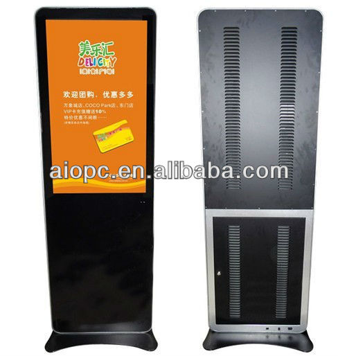 42 inch wifi network digital signage player