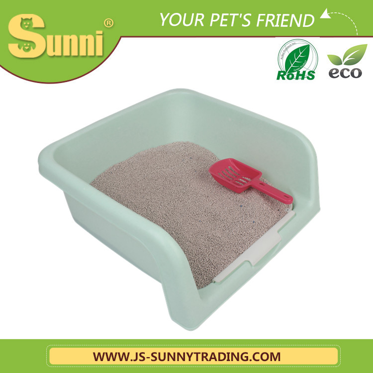 Customised super practical dog pet toilet tray