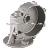 Aluminum Die Casting Motorcycle Engines Housing