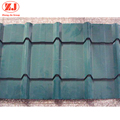 Factory direct sale 0.13-1.2mm galvanize corrugated steel antique tile roof sheet price