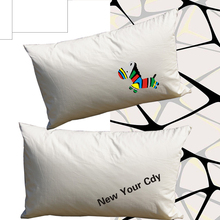 lepanxi brand factory directly 100% cotton custom size printed pillow case