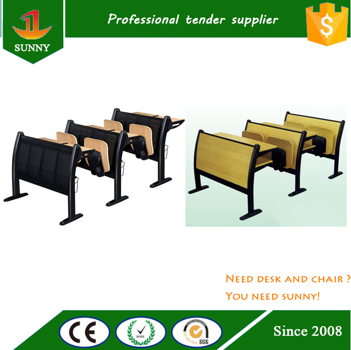 Good quality university college classroom furniture