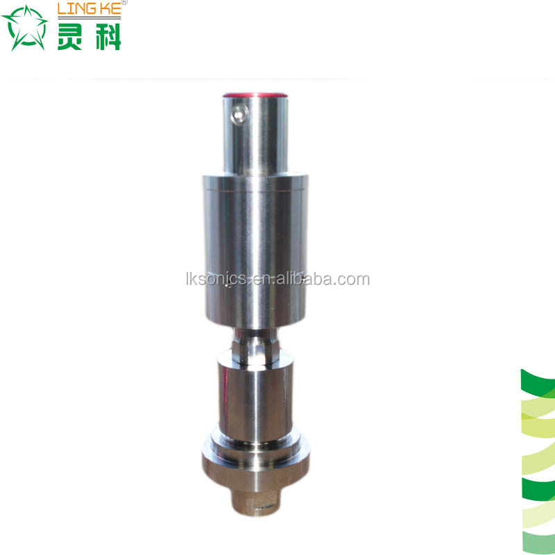 40kHz ultrasonic welder convertor transducer replacement telsonic machine