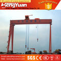 Big tonne! 600t lifting ship gantry crane for dockyard