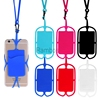 Anti-Drop Silicon Necklace Lanyard Cell Phone Holders Strap for iphone 6S Plus for Samsung Galaxy S6 S7 Smart Phone