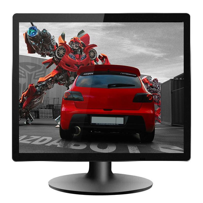 Brand new high brightness 17 inch tft lcd <strong>monitor</strong> for desktop