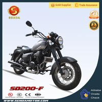 New Model Beach Cruiser Chopper Bike with Good Guality for Cheap Price SD200-F